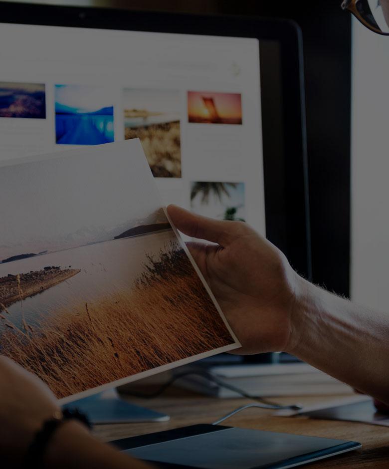 Leistungsbereich Fotografie & Bildbearbeitung